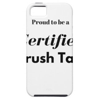 Proud to be a Certified Airbrush Tanner iPhone 5 Case