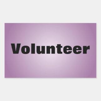 Proud to be a Dedicated Volunteer