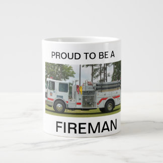Proud to be a Fireman Mug