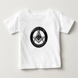 Proud To Be A Freemason Baby T-Shirt