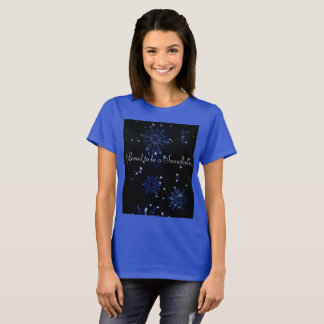 Proud to be a Snowflake Tee Shirt