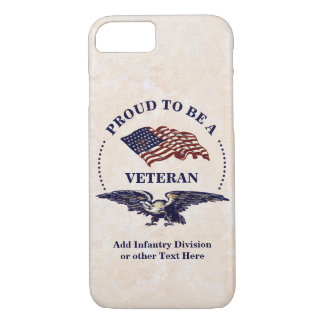 Proud to be a Veteran Case-Mate iPhone Case