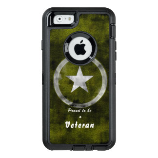 Proud to be a Veteran OtterBox iPhone 6/6s Case
