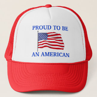 Proud to Be American Hat
