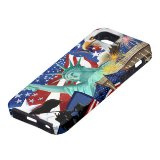 Proud to be American iPhone 5 Case