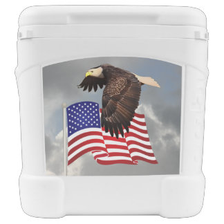 PROUD TO BE AN AMERICAN ROLLER COOLER