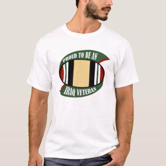 Proud To Be An Iraq Veteran T-Shirt
