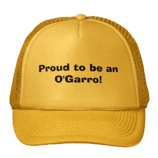 Proud to be an O'Garro! Trucker Hat