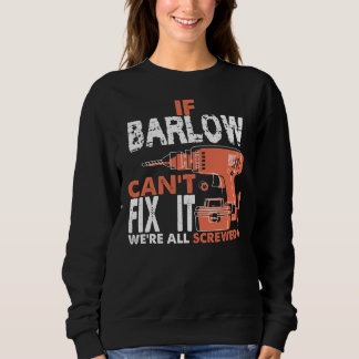 Proud To Be BARLOW Tshirt