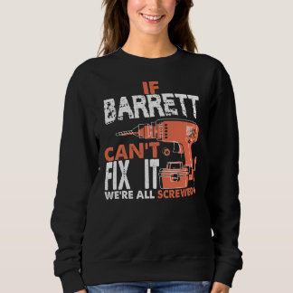 Proud To Be BARRETT Tshirt