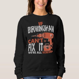 Proud To Be BIRMINGHAM Tshirt