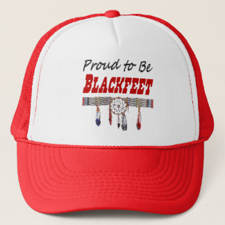 Proud to be Blackfeet Hat