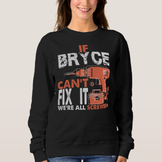 Proud To Be BRYCE Tshirt