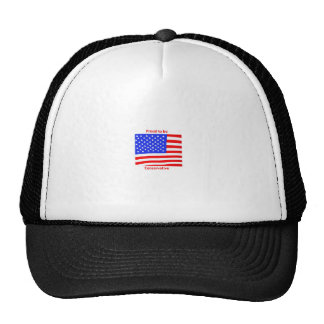 Proud to be Conservative Hats