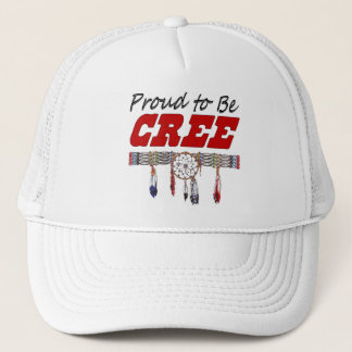 Proud To Be Cree Cap