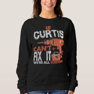 Proud To Be CURTIS Tshirt