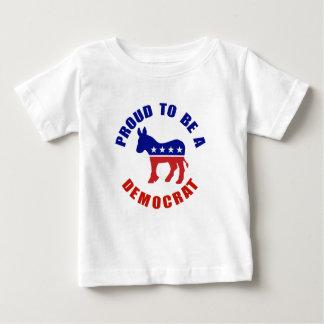 Proud To Be Democrat Original Baby T-Shirt