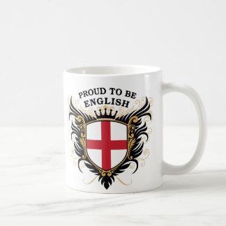 Proud to be English Coffee Mug