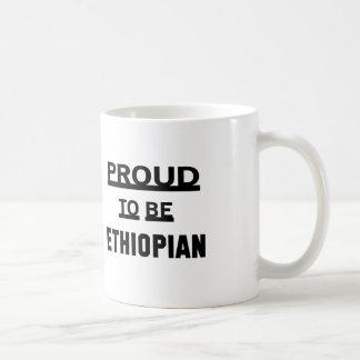 Proud to be Ethiopian Coffee Mug