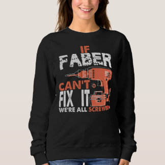 Proud To Be FABER Tshirt