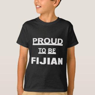 Proud to be Fijian T-Shirt
