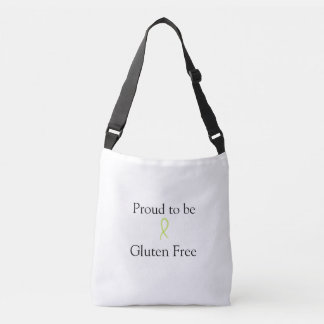 Proud To Be Gluten Free Cross Body Bag