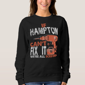 Proud To Be HAMPTON Tshirt