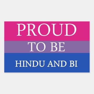 Proud To Be Hindu and Bi