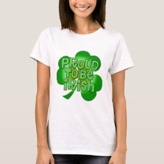 Proud To Be Irish Apparel T-Shirt