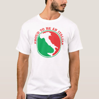 Proud to be Italian T-Shirt