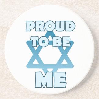 Proud To Be Jewish Coaster