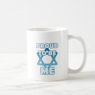 Proud To Be Jewish Coffee Mug