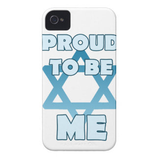 Proud To Be Jewish iPhone 4 Case