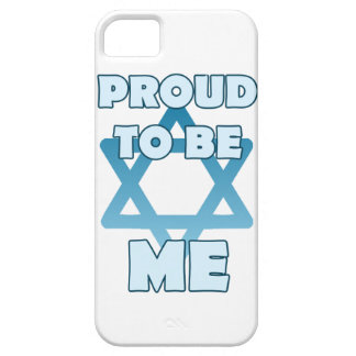 Proud To Be Jewish iPhone 5 Cover