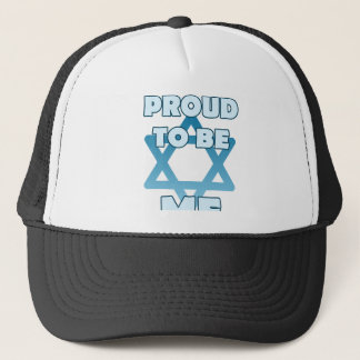 Proud To Be Jewish Trucker Hat