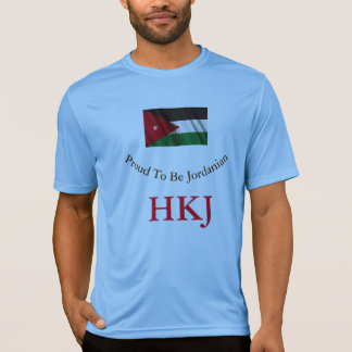Proud to be Jordanian T-Shirt