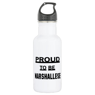 Proud to be Marshallese