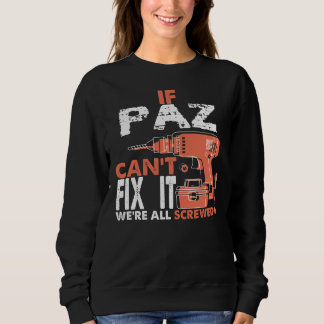 Proud To Be PAZ Tshirt