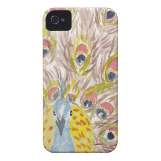 proud to be peacock iPhone 4 covers