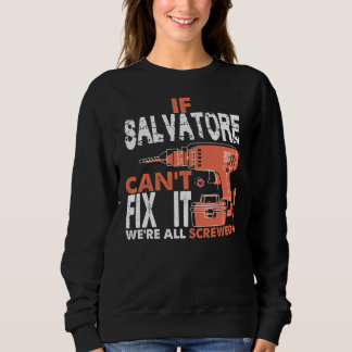 Proud To Be SALVATORE Tshirt