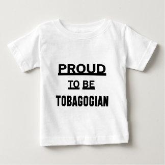 Proud to be Tobagonian Baby T-Shirt