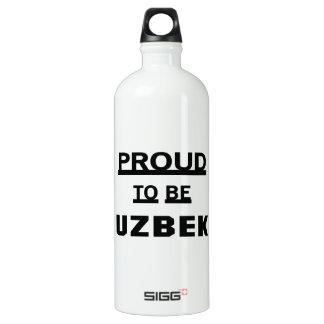 Proud to be Uzbek