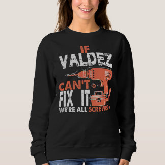 Proud To Be VALDEZ Tshirt