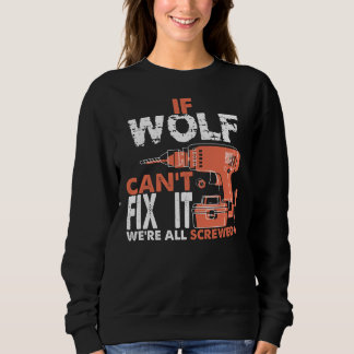 Proud To Be WOLF Tshirt