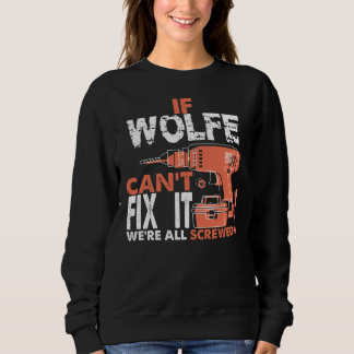 Proud To Be WOLFE Tshirt