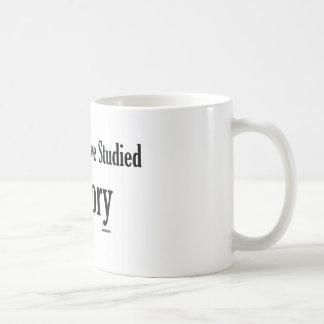 Proud To Have Studied History Coffee Mug