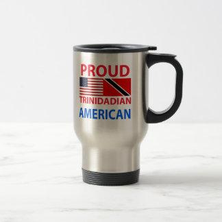 Proud Trinidadian American Travel Mug