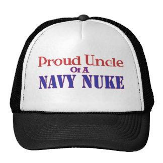 Proud Uncle of a Navy Nuke Trucker Hat