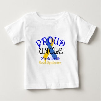 Proud Uncle of Down Syndrome Baby T-Shirt