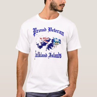 Proud veteran…. Falklands T-Shirt